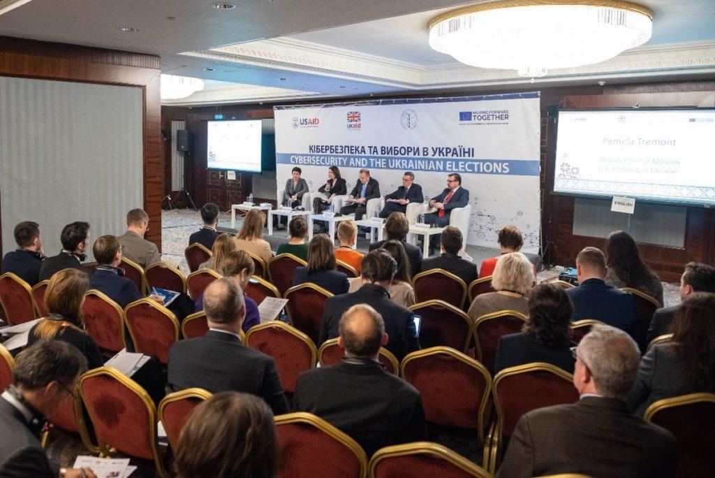 Ukrainian & international cybersecurity experts convene in Kyiv