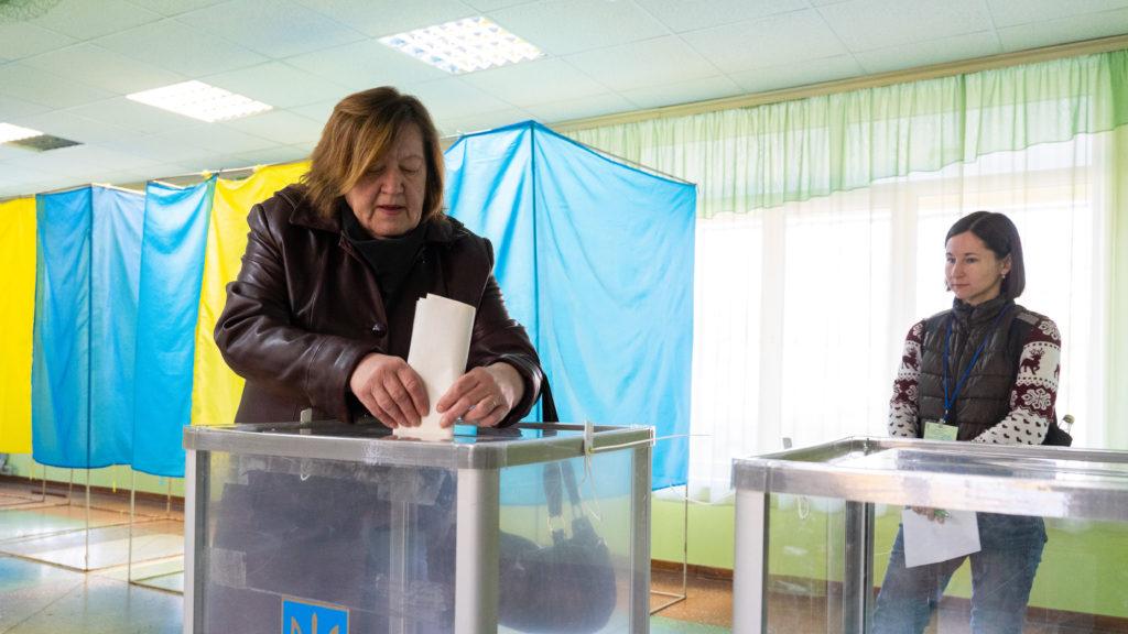 Центральна виборча комісія встановила остаточні результати виборів Президента України