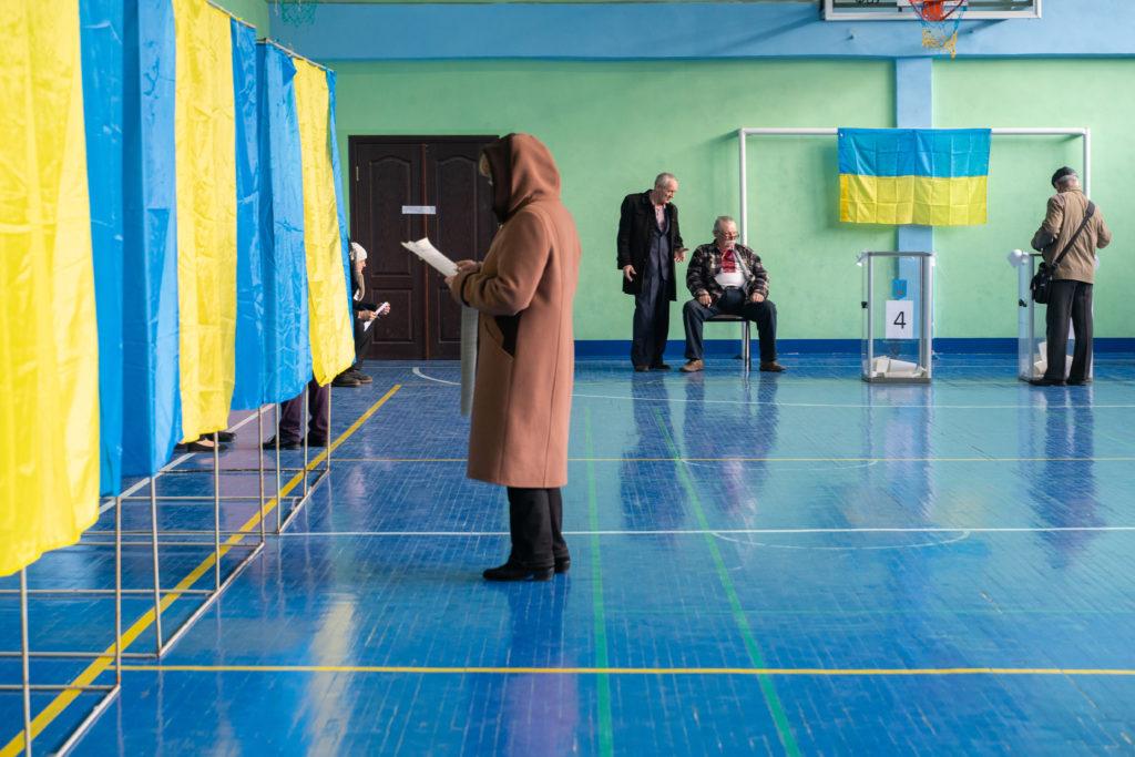 Вибори Президента України: на шляху до парламентських виборів, які мають відбутися у жовтні 2019 року