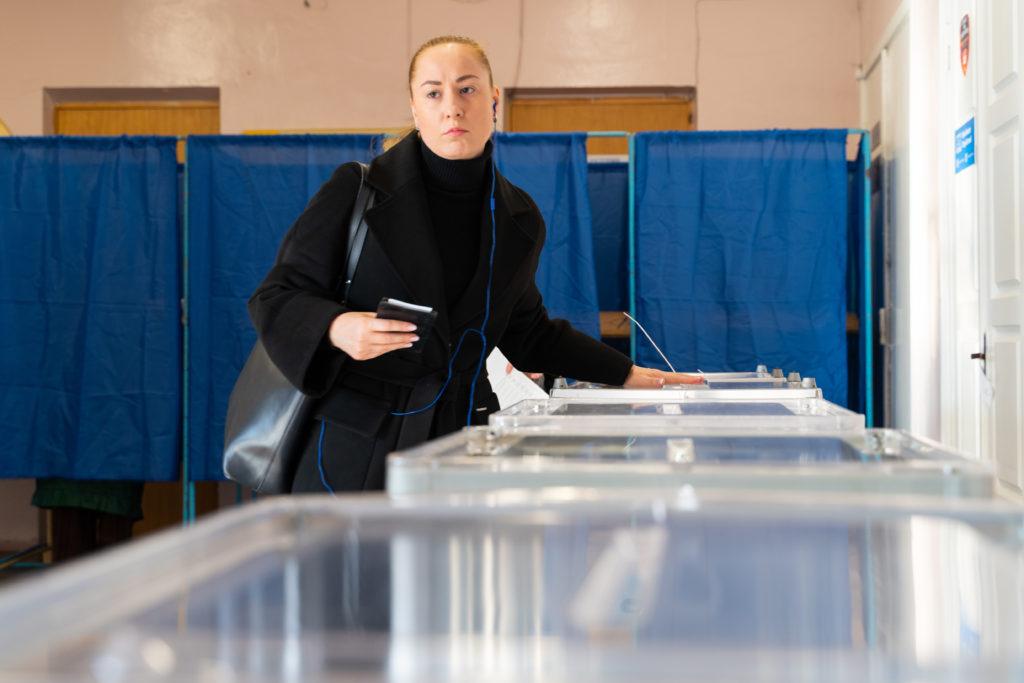 Заява IFES Україна: Закликаємо політичні партії висувати більше жінок-кандидаток на парламентських виборах