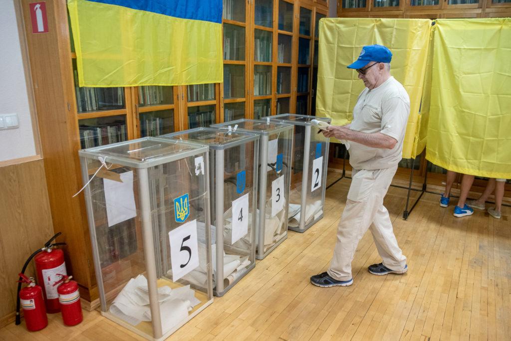 Прогалини в реалізації права на участь у виборчих процесах ВПО