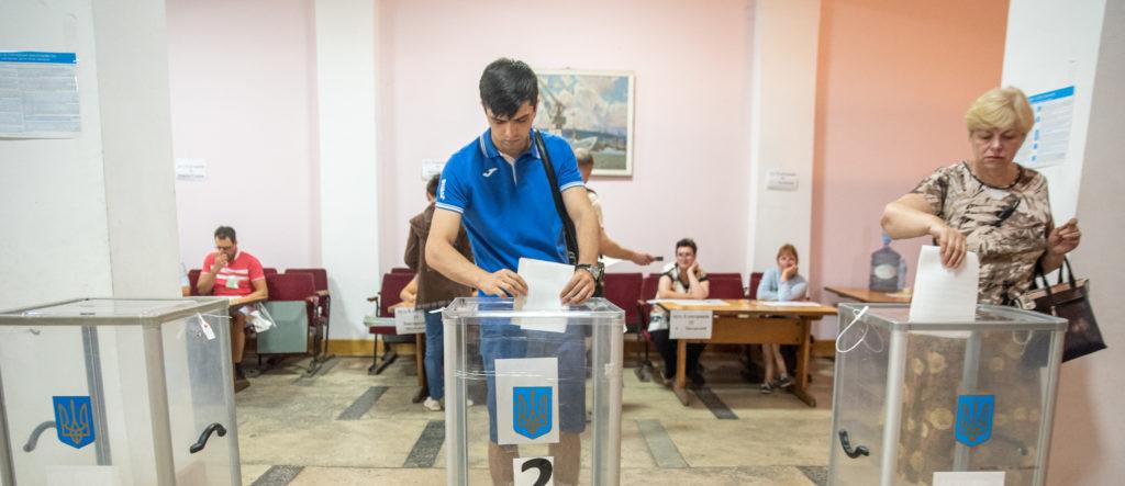 IFES Україна представила звіт за результатами виборів народних депутатів України