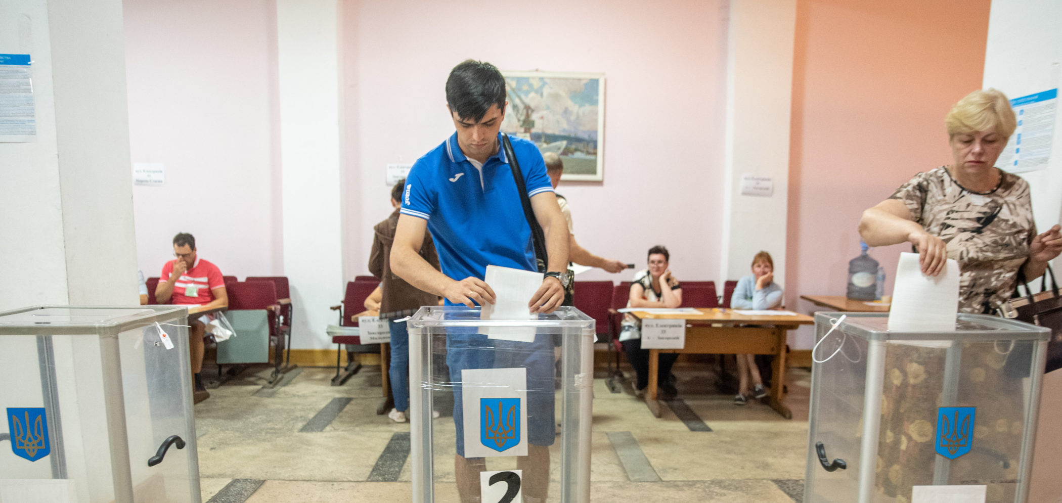 IFES' Post-Election Report on Ukraine's 2019 Parliamentary Elections